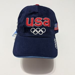 2002 Winter Olympics Hat New with Tag